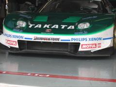 2005 TAKATA DOME NSX@Pokka 1000km